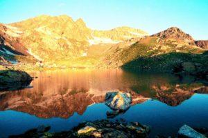 Пеший треккинг тур с палатками «Зеркальный мир Софии»