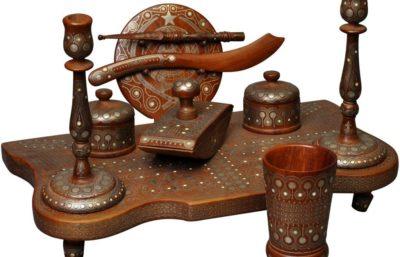 Изделия Унцукульских мастеров