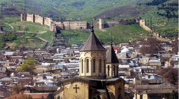 Дагестан, Джума-мечеть