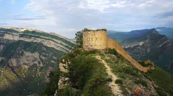 Крепость Гуниба