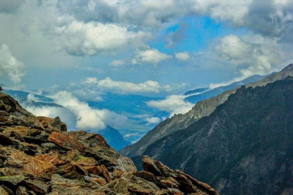 Домбай. Гора Мусса-Ачитара