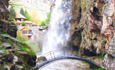 Кисловодск медовые водопады