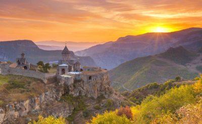 Экскурсионный тур в Грузию и Армению