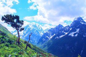 Экскурсионный тур «Синие горы Кавказа»