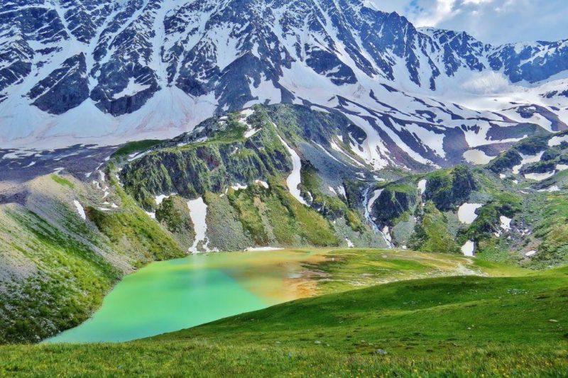 Озеро Донгуз-Орун