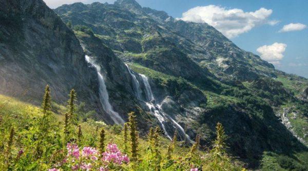 Софйский водопад