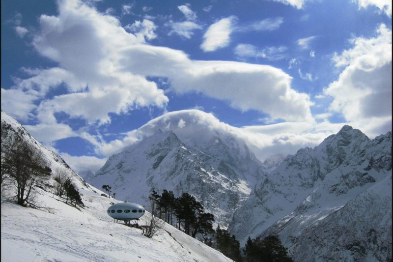 Джип тур на Кавказе
