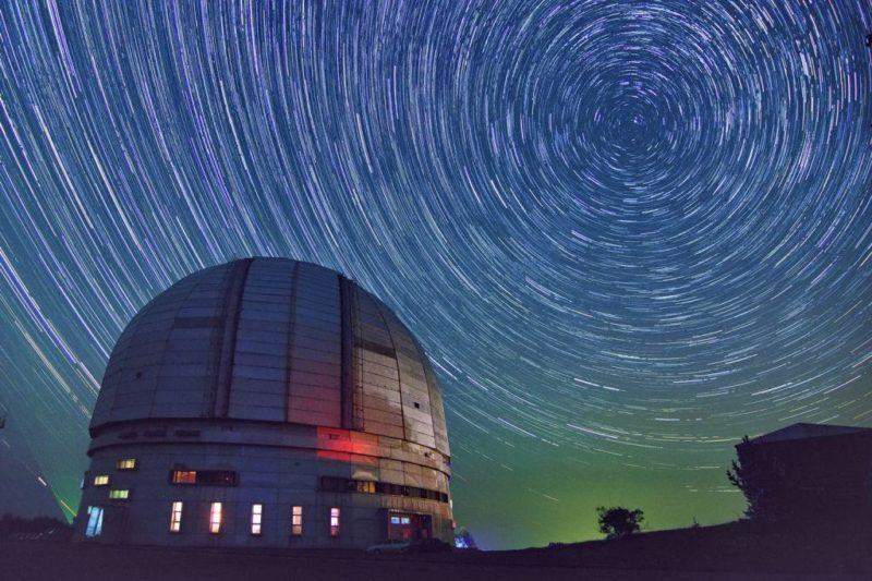 Нижнеархызское городище и Астрофизическая Обсерватория