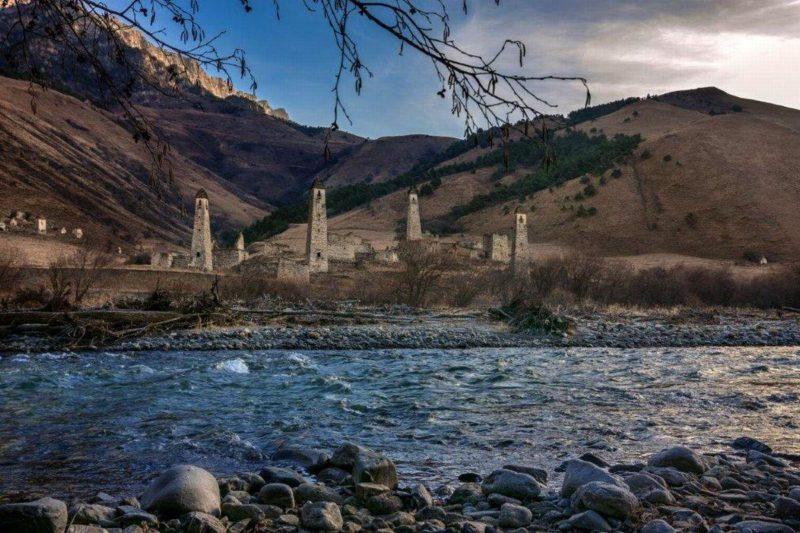 Походы по Кавказу