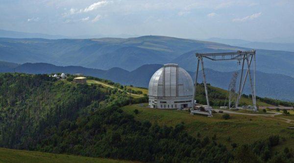 Нижне-Архызская обсерватория