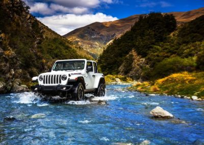 Джиппинг тур на Кавказе