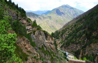 Долина реки Силтрансу