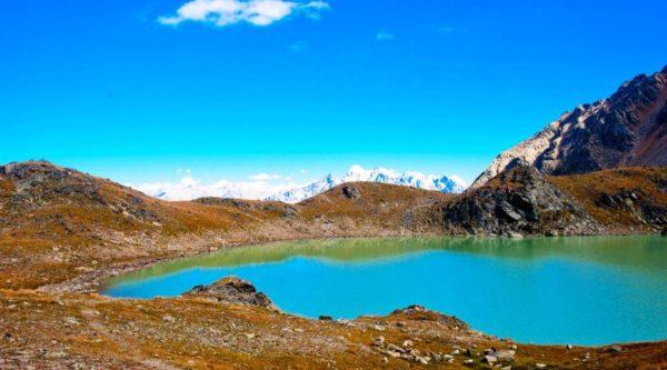Озеро Силтранкель