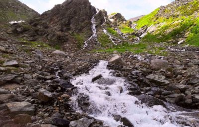 Водопад Когутай