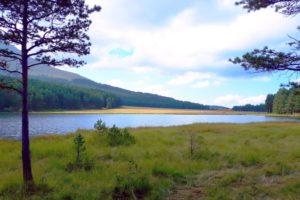 Конный тур «К озеру Хурла-Кель»
