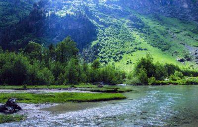 Река Учкулан