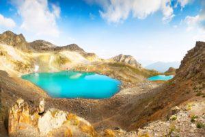 Пеший треккинг тур с палатками «Софийские озера»