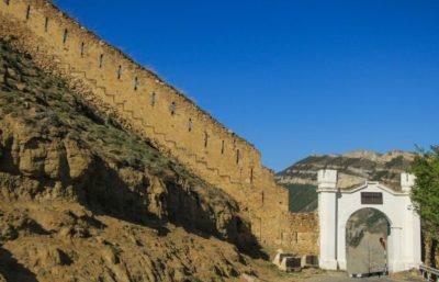 Гуниб - ворота Шамиля