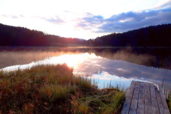 Озеро Хурла-Кель