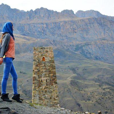Хайкинг на Кавказе