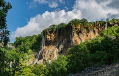 Водопад Царская корона или Джетмиш – Семьдесят струй