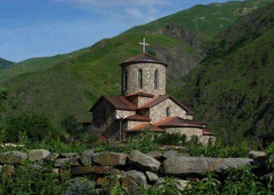 Автобусные туры на Кавказе