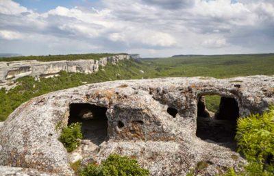 Тайны пещерного города