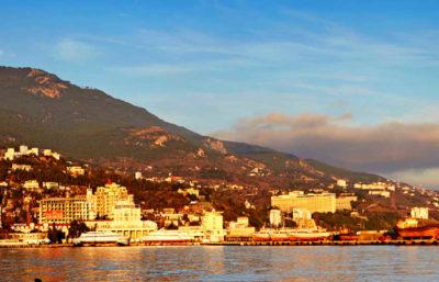 Крымский полуостров во всей красе