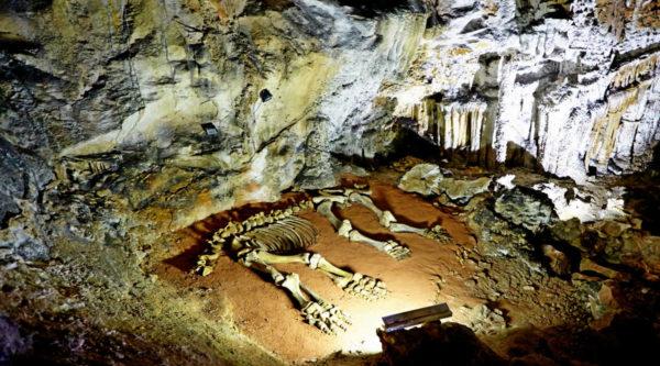 Таинственный мир пещер