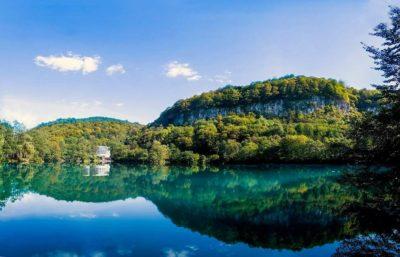 Голубые озера, Кабардино-Балкария