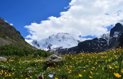 Гора Уллу-Тау