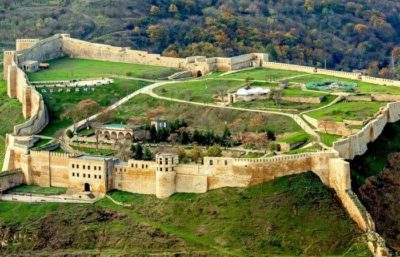 Крепость Нарын-калы