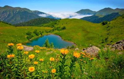 Архыз, Озеро Любви