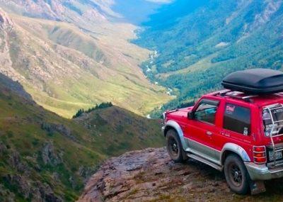 Джип туры по Кавказу