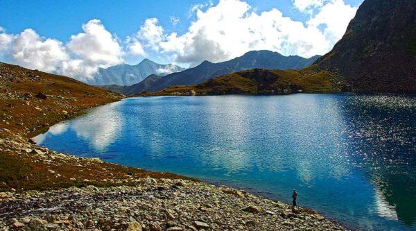Озеро Улу-Кель