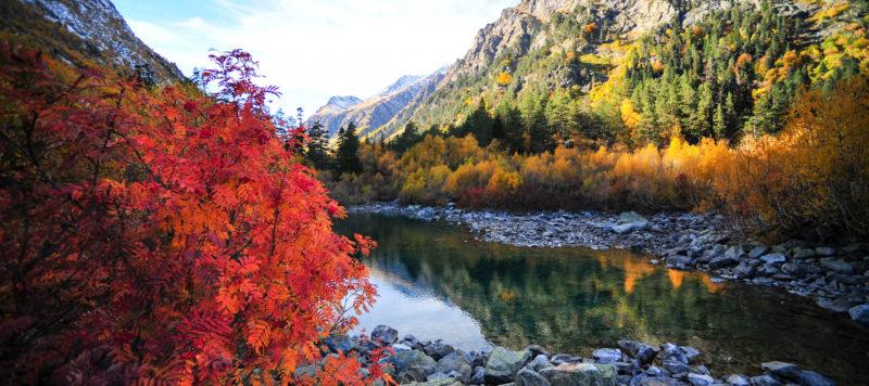 Туры на Кавказ Осенью