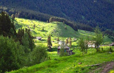 Отдых на Кавказе