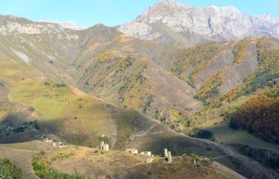 Конные походы на Кавказе