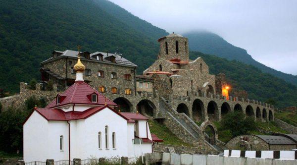 Аланский монастырь